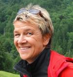 Cäcilia Gemke, Bergwanderführerin TBSV, Wanderleiterin DAV