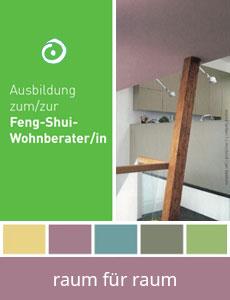 Ausbildung zur Feng Shui Wohnberaterin - Susanne Klose-Schwarze